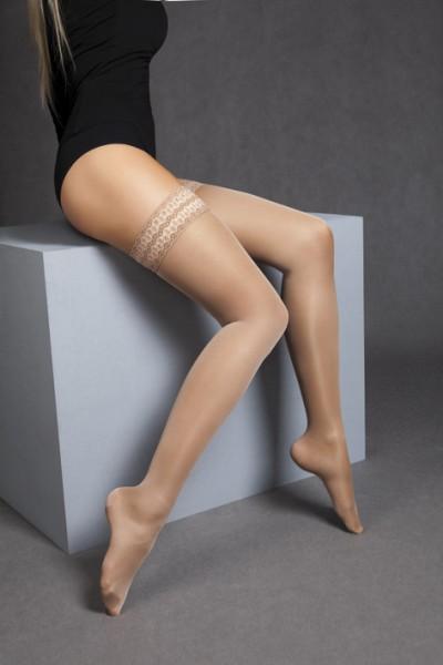 RELAX 140DEN visokostegenske nogavice