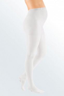 mediven_elegance_AT_nosečniške_hlačne_nogavice_BELA
