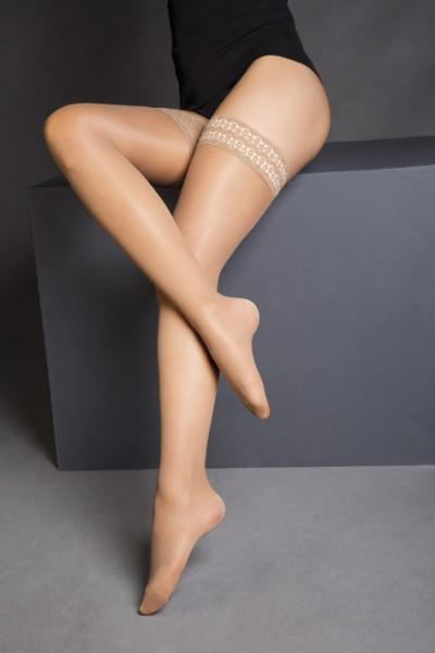 70 DEN visokostegenske nogavice
