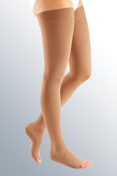 mediven mondi - plosko pletene kompresijske nogavice
