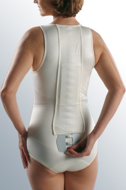 spinomed active - hrbtenična opornica za pomoč pri osteoporozi